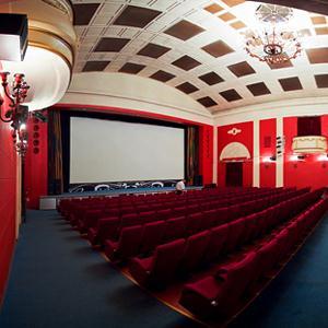 Кинотеатры Пинеги