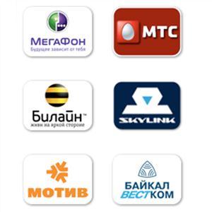 Операторы сотовой связи Пинеги