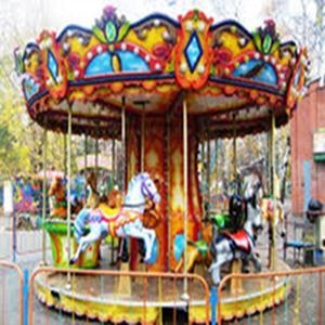 Парки культуры и отдыха Пинеги