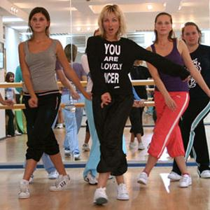 Школы танцев Пинеги