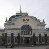 Железнодорожные вокзалы в Пинеге