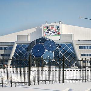 Спортивные комплексы Пинеги