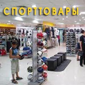 Спортивные магазины Пинеги