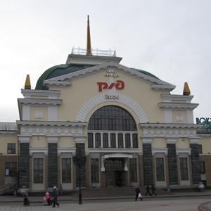 Железнодорожные вокзалы Пинеги